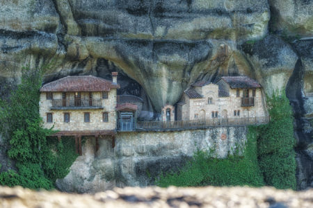Ypapanti Monastery at Meteora
