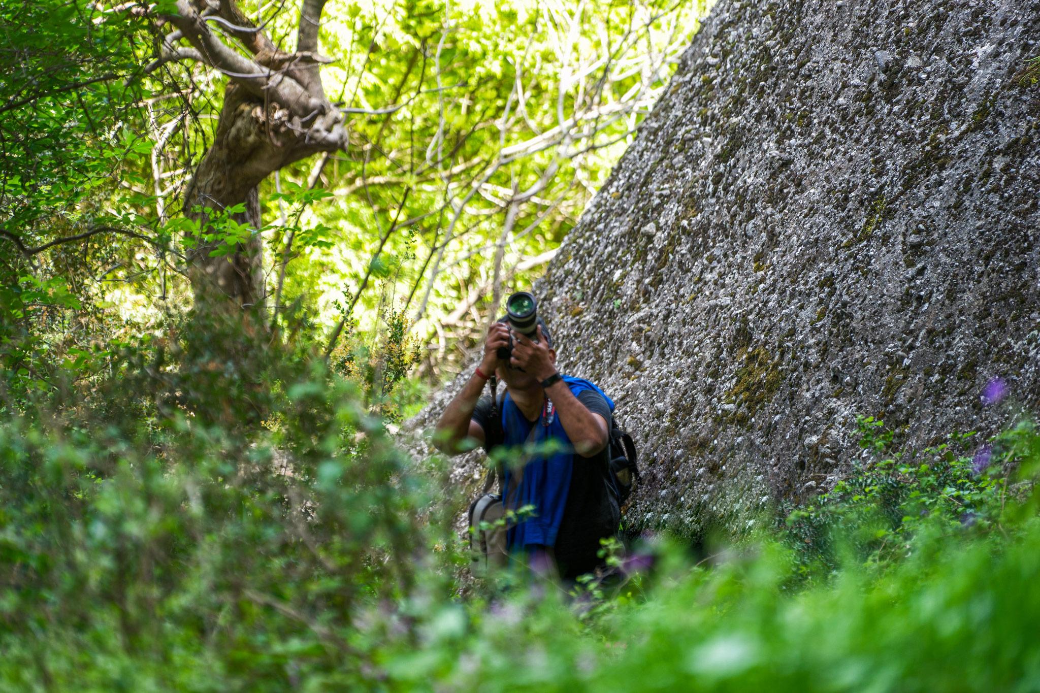 Meteora Hiking
