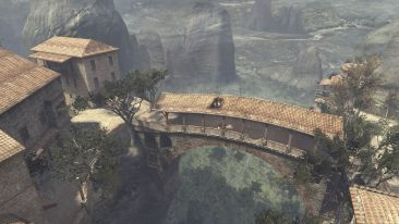 Call of Duty at Meteora