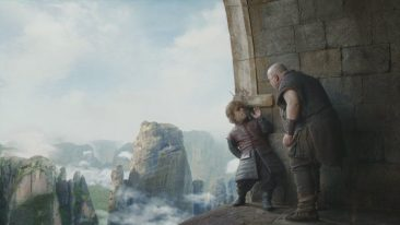 Game of Thrones at Meteora