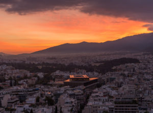 Sunrise Athens Photo tour