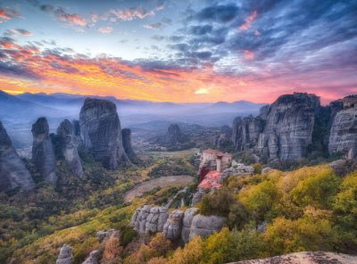 Fall Colors Meteora Week Photo Tour  2019