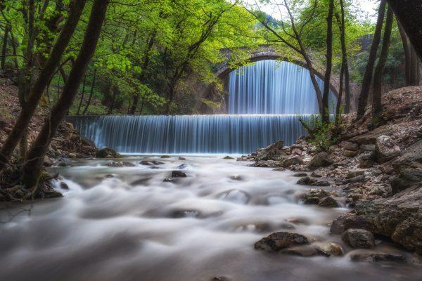 Palaiokaria Waterfall