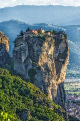 The holy Trinity Monastery