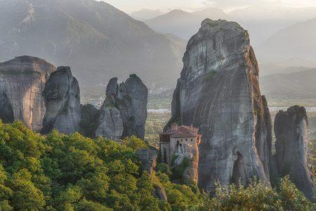 Rousanou Nunnery of Meteora