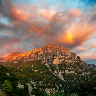 Zagori mountain