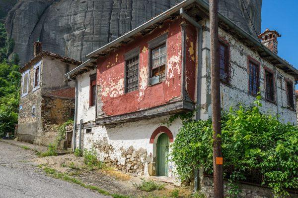 The old village of Kastraki