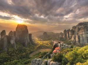 Private Sunset Meteora Photo Tour
