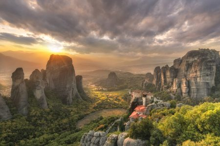 Half day Meteora Sunset Photo Tour