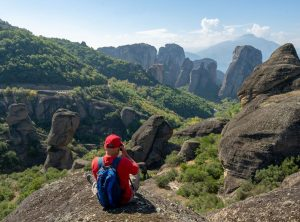 Hiking Meteora Photo Tour