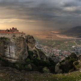 Monastery of Saint Stephen of Meteora