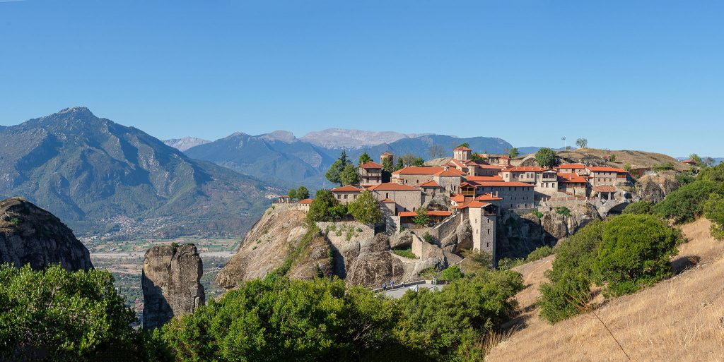 The Great Meteoron Monastery of Meteora