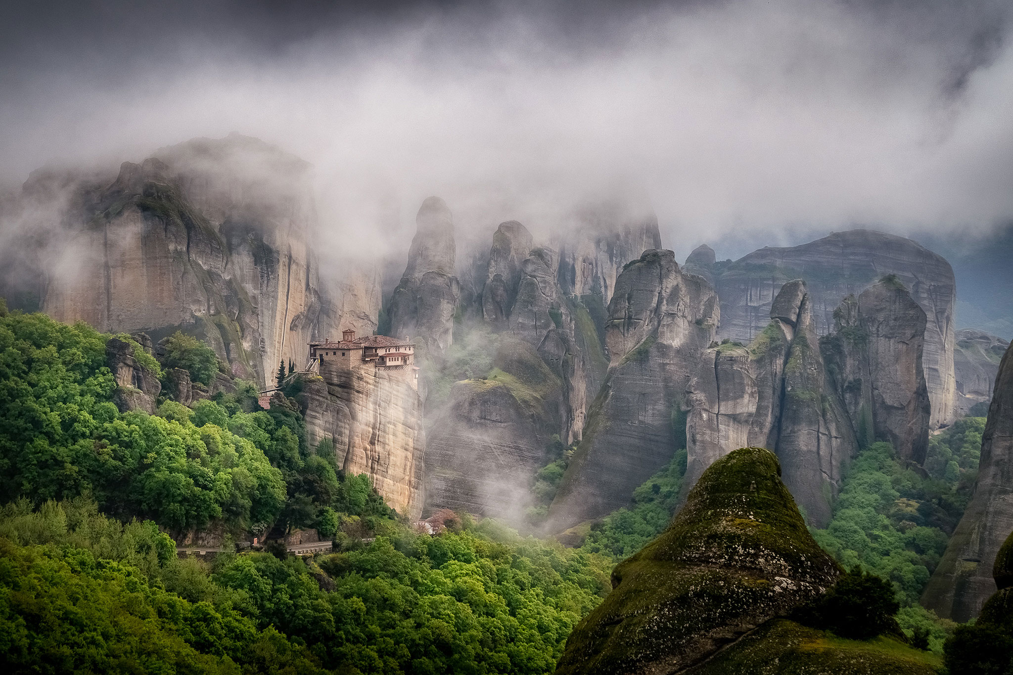 Half day Meteora Sunrise Photo Tour